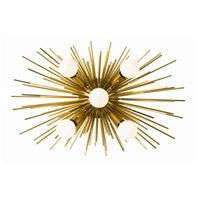 Arteriors 49996 Zanadoo 5 Light 18 inch Antique Brass Wall Sconce Wall Light