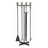 Henry 39 X 13 inch Fireplace Tool Set