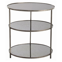 Arteriors 6682 Percy 28 inch Zinc Side Table