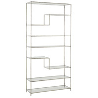 Worchester Silver Leaf Bookshelf