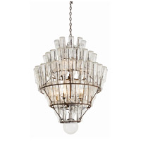 Arteriors 82355 Canton 9 Light 29 inch Rust Chandelier Ceiling Light