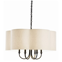 Rittenhouse 6 Light 42 inch Bronze Chandelier Ceiling Light, Large