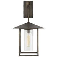 Arteriors DB49010 Temple 1 Light 13 inch Aged Bronze Sconce Wall Light Ray Booth