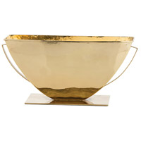 Arteriors DS2018 Alexandros 23 X 10 inch Centerpiece Bowl, Rectangle