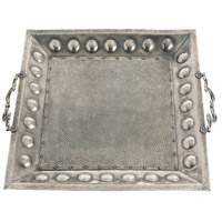 Antony Antique Silver Tray, Square
