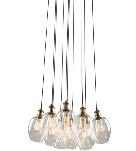 gracious home antique vintage mykonos small chandelier comfort brass visual