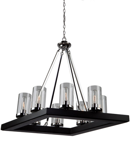 Artcraft Ac10848dc Canyon Creek 8 Light