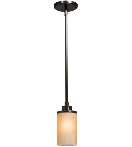 Artcraft Lighting Parkdale 1 Light Single Pendant in Oil Rubbed Bronze AC1300OB photo