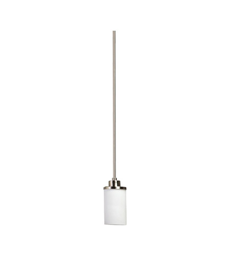 Artcraft AC1300PN Parkdale 1 Light 5 inch Polished Nickel Pendant Ceiling Light photo