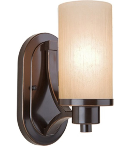 Artcraft Lighting Parkdale 1 Light Wall Bracket in Oil Rubbed Bronze AC1301OB photo