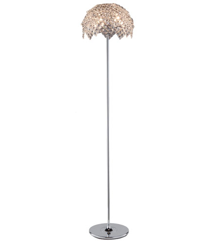 Artcraft Lighting Vogue 4 Light Floor Lamp in Chrome AC149 photo