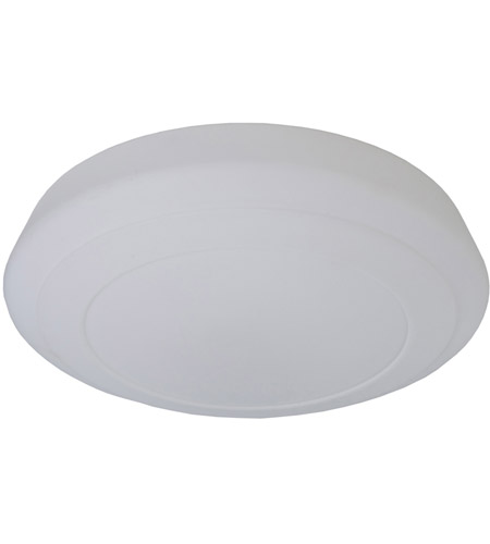 Artcraft AC2132 Signature 3 Light 16 inch White Flush Mount Ceiling Light photo