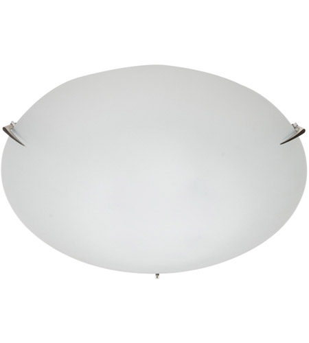Artcraft AC2375BN Clip 4 Light 20 inch Brushed Nickel Flush Mount Ceiling Light photo