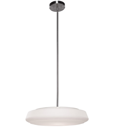Artcraft Lighting Signature 3 Light Pendant in Chrome AC2731 photo