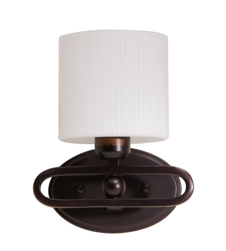Artcraft Lighting Bristol 1 Light Bathroom Vanity in Oil Rubbed Bronze AC3931OB photo
