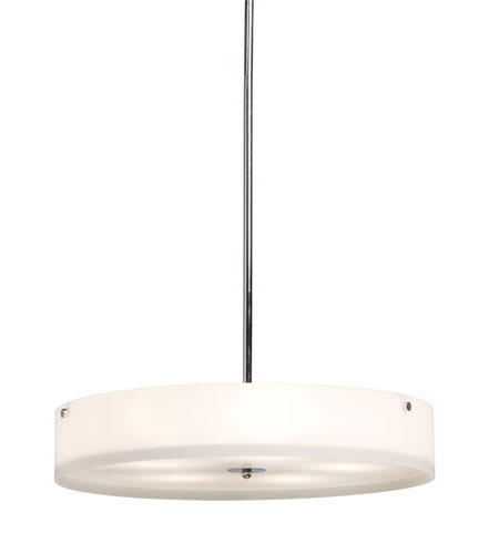 Artcraft Lighting San Deigo 5 Light Pendant in Chrome AC7102 photo