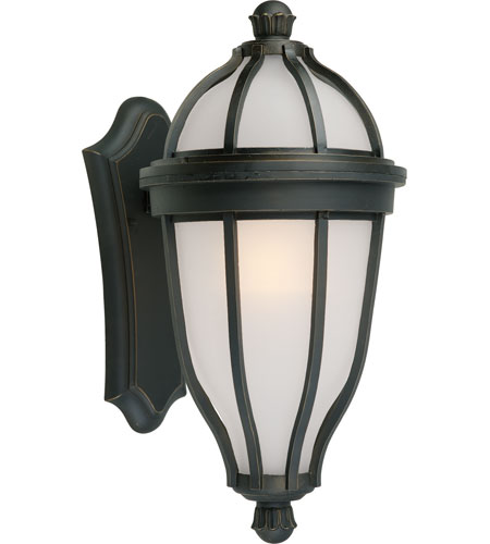 Artcraft Lighting Newport 1 Light Outdoor Wall in Oil Rubbed Bronze AC8180OB photo