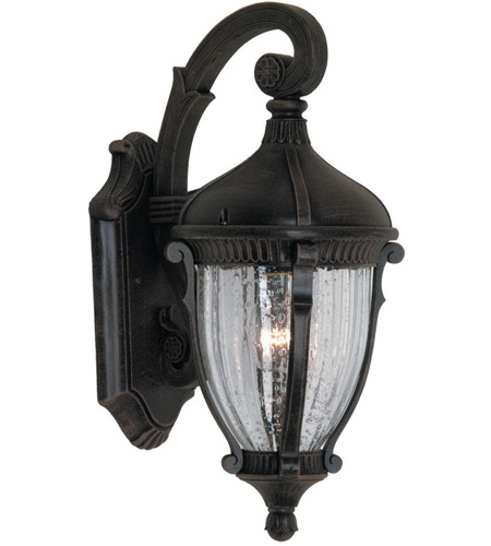 Artcraft Lighting Anapolis 1 Light Outdoor Wall in Oil Rubbed Bronze AC8561OB photo