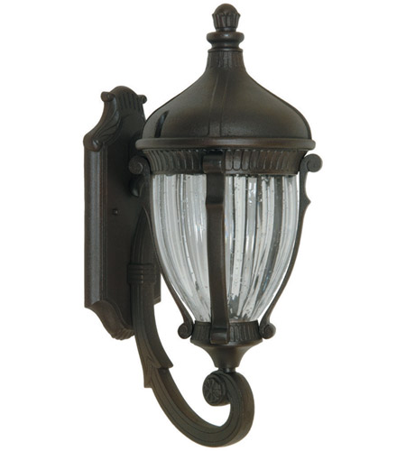 Artcraft AC8570OB Anapolis 1 Light 22 inch Oil Rubbed Bronze Outdoor Wall Light photo