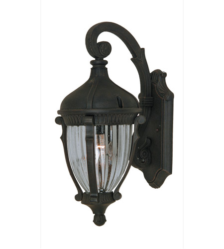 Artcraft Lighting Anapolis 1 Light Outdoor Wall in Oil Rubbed Bronze AC8571OB photo
