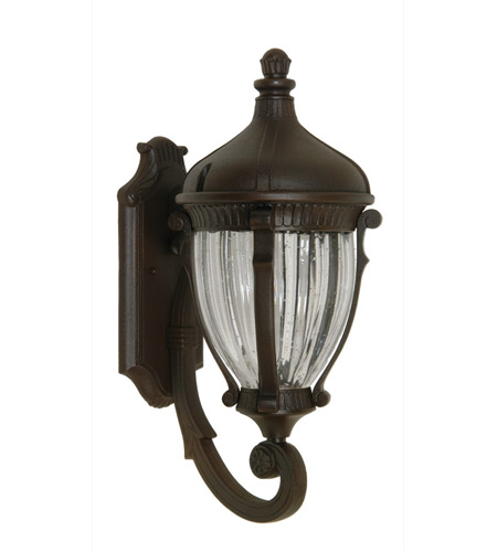 Artcraft AC8591OB Anapolis 4 Light 34 inch Oil Rubbed Bronze Outdoor Wall Light photo