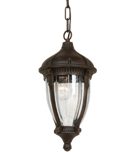 Artcraft Lighting Anapolis 4 Light Outdoor Pendant in Oil Rubbed Bronze AC8595OB photo