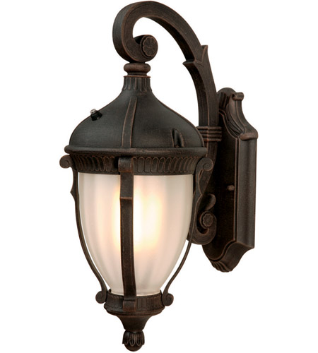 Artcraft Lighting Anapolis 1 Light Outdoor Wall in Oil Rubbed Bronze AC8861OB photo