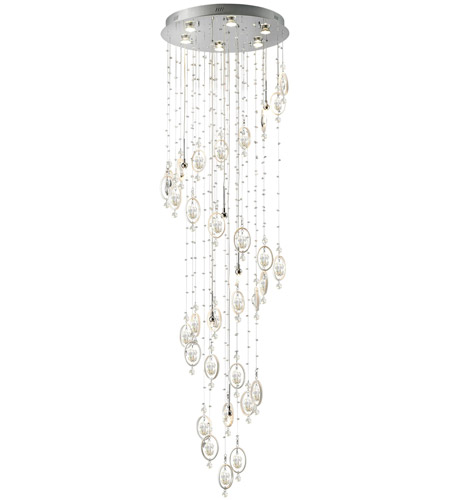 Artcraft Lighting Starlight 16 Light Chandelier in Chrome AC910CH photo