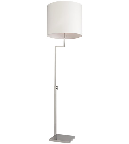 sc587 burton 72 inch 150 watt chrome floor lamp portable light photo. Black Bedroom Furniture Sets. Home Design Ideas