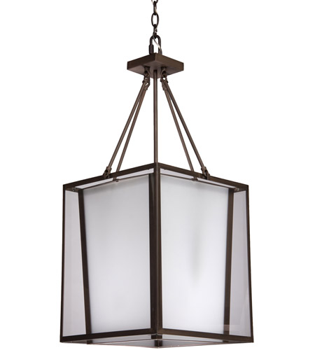 Steven & Chris by Artcraft Lighting Hyde ParK 9 Light Chandelier in Dark Brown SC753 photo