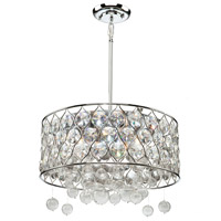 Artcraft Lighting Cascade 6 Light Chandelier in Chrome AC10045