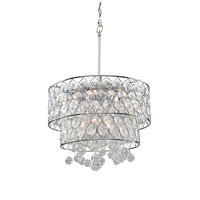 Artcraft Lighting Cascade 8 Light Chandelier in Chrome AC10048