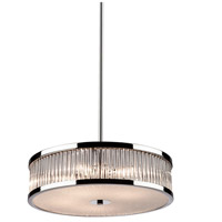 Artcraft Lighting Nova 5 Light Chandelier in Chrome AC10055CH