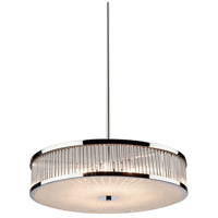 Artcraft Lighting Nova 7 Light Chandelier in Chrome AC10056CH