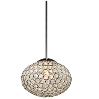 Artcraft Lighting Pandora 2 Light Single Pendant in Chrome AC10090