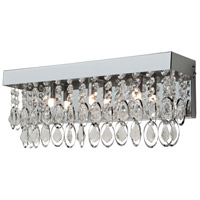 Artcraft Lighting Elegante 3 Light Bathroom Vanity in Chrome AC10113