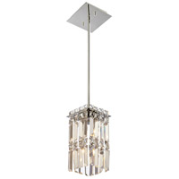 Artcraft Lighting Orion 2 Light Single Pendant in Chrome AC10182