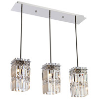 Artcraft Lighting Orion 6 Light Pendant in Chrome AC10186