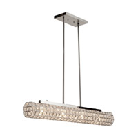 Sterling 4 Light 31 inch Chrome Island Light Ceiling Light