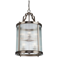Artcraft Lighting Bankroft 8 Light Chandelier in Brushed Nickel AC10288