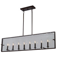 Harbor Point 8 Light 41 inch Oil Rubbed Bronze Island Light Ceiling Light