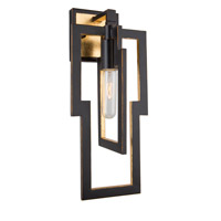 Capetown 1 Light 7 inch Oil Rubbed Bronze Wall Bracket Wall Light