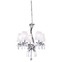 Artcraft Lighting Roxborough 5 Light Chandelier in Chrome AC1045CH