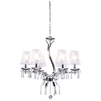 Artcraft Lighting Roxborough 6 Light Chandelier in Chrome AC1046CH