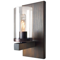 Jasper Park 1 Light 6 inch Brunito Bronze Wall Sconce Wall Light