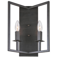 Allston 2 Light 10 inch Oil Rubbed Bronze Wall Sconce Wall Light