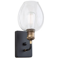 Clearwater 1 Light 6 inch Vintage Brass Wall Sconce Wall Light