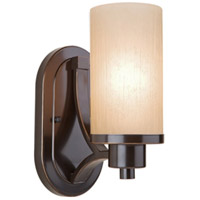 Artcraft Lighting Parkdale 1 Light Wall Bracket in Oil Rubbed Bronze AC1301OB