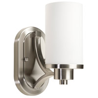 Artcraft AC1301PN Parkdale 1 Light 6 inch Polished Nickel Wall Bracket Wall Light