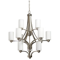 Parkdale 12 Light 30 inch Polished Nickel Chandelier Ceiling Light